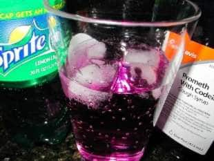 purple drunk