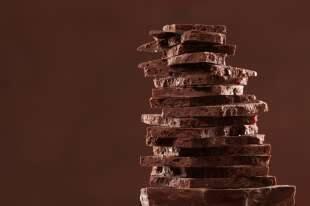 torre di cioccolato