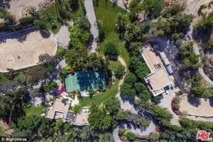 villa a beverly hills 5