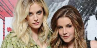 riley keough is the model actress granddaughter of elvis presley and daughter of lisa marie presley