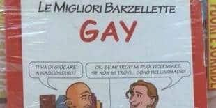 barzelette sui gay