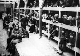 baracca delle donne a auschwitz