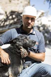 cani salvataggio amatrice 6