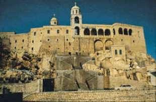 monastero di seidnaya