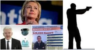 wikileaks julian assange clinton seth rich
