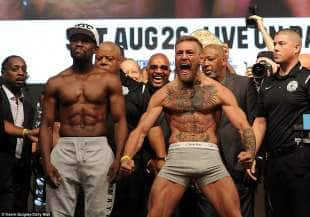 conor mcgregor vs floyd mayweather 6