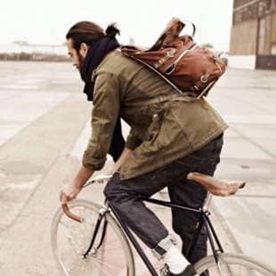 HIPSTER IN BICI