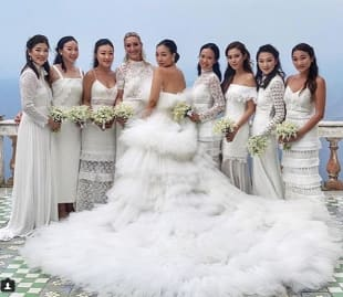 nozze milionarie a capri 4