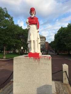 statua di cristoforo colombo st louis
