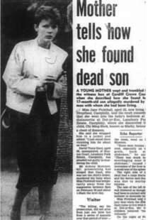 l'omicidio del piccolo chi ming shek
