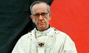papa bergoglio quando era arcivescovo di buenos aires