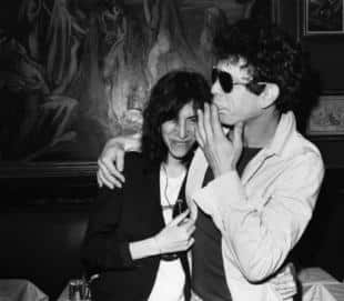 patti smith lou reed