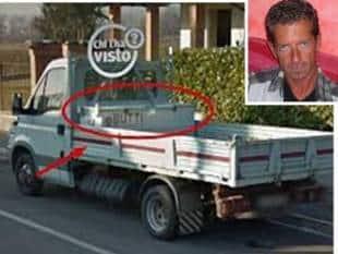 il furgone di massimo bossetti