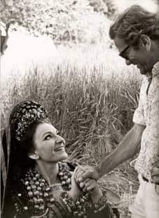 pasolini e la callas in medea