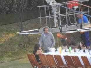 il set di loro di paolo sorrentino foto enzo russo 6