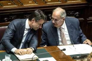GIUSEPPE CONTE PAOLO SAVONA