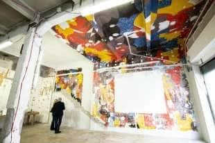 il murale di giacomo balla