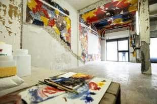 il murale di giacomo balla 9