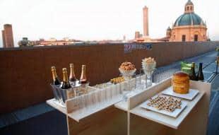 """terrazza-bar (con ascensore) sul duomo, aperitivi """"esclusivi"""" a san ..."""