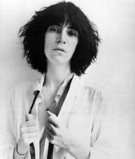 patti smith 2