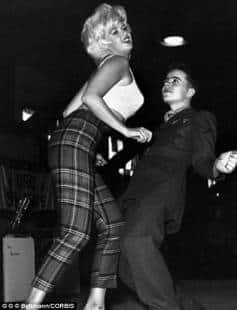 jayne mansfield 1961
