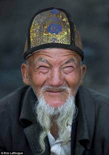 uiguri musulmani cinesi