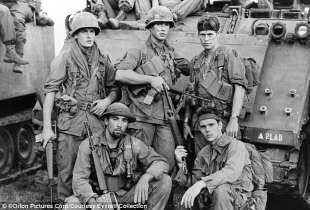 cast platoon
