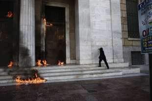 grecia in fiamme