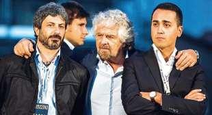 GRILLO FICO DI MAIO DI BATTISTA