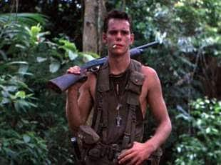 kevin dillon in platoon