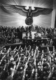 hitler dichiara guerra agli stati uniti damerica 11 dicembre 1941