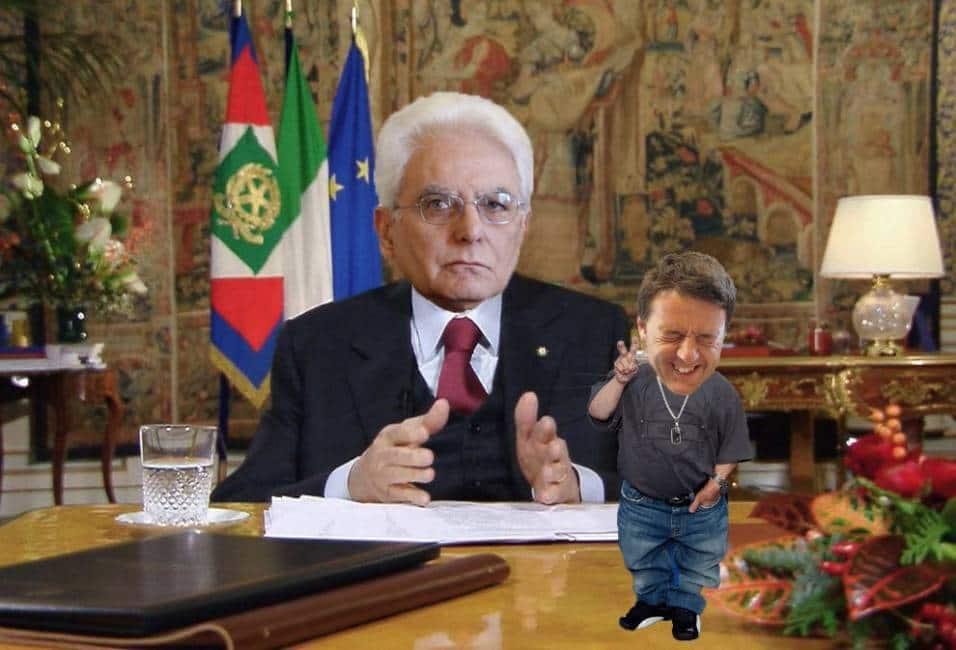 Sergio mattarella eletto presidente della repubblica for Repubblica politica