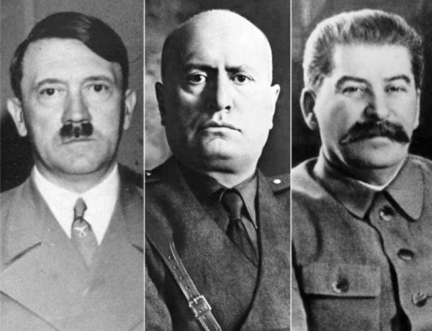 stalin and hitler Stalin, for his part, believed that hitler was a bourgeoisie and class enemy in order to realize his ambitions to enslave the russians, hitler launched operation barbarossa, a ground invasion, near the end of the war.