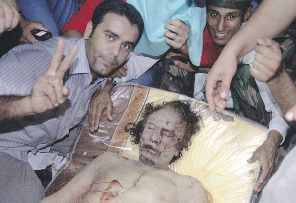 Risultati immagini per guerra libia gheddafi