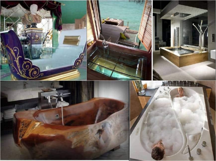 Bagni Da Sogno Facebook : A mollo nel sogno u da una mini piscina alla cascata le vasche