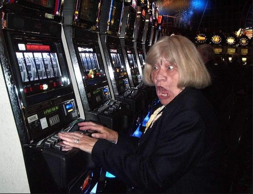 Tassare le slot machine