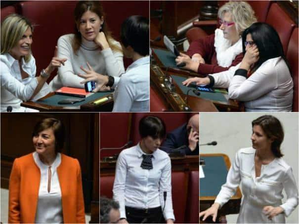 Seppellite destra e sinistra la politica torna ai for Donne parlamentari pd