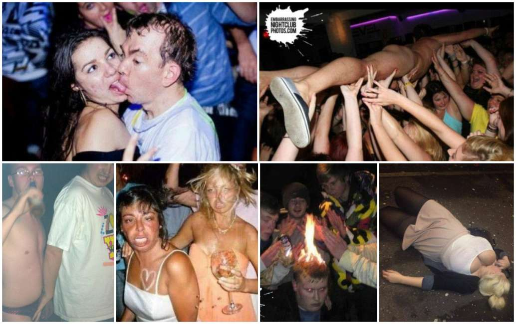 ragazza tette rimorchiata in discoteca versilia
