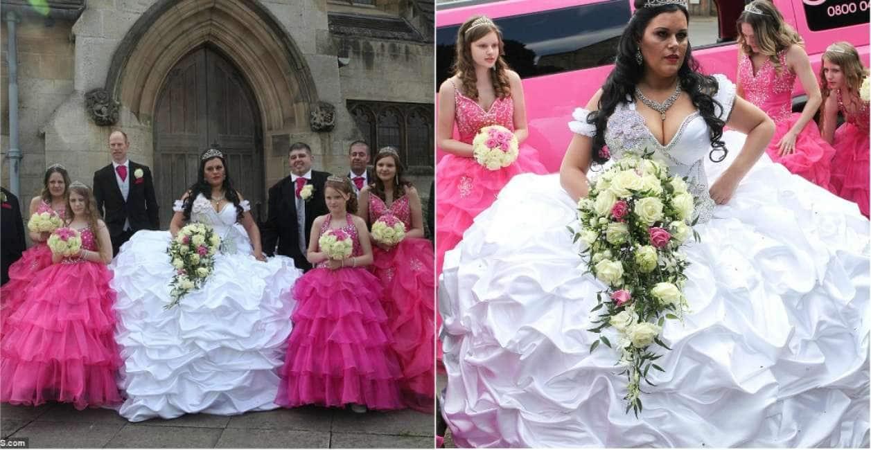 Grasso Matrimonio Gipsy : Il mio grasso grosso matrimonio una sposa fa tardi alle
