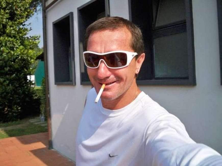Camparicanne E Voleevita Spericolata Di Roberto Palpacellifuoriclasse Mancato Del Tennis Italiano Sport