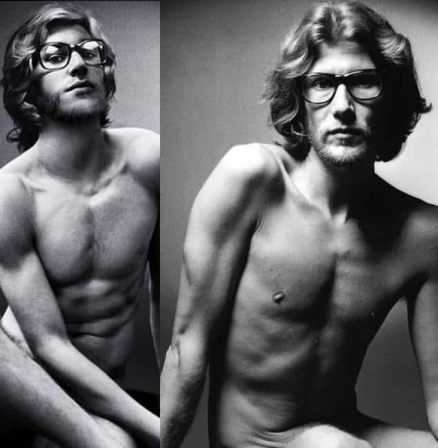 Consider, that naked gaspard ulliel nude share