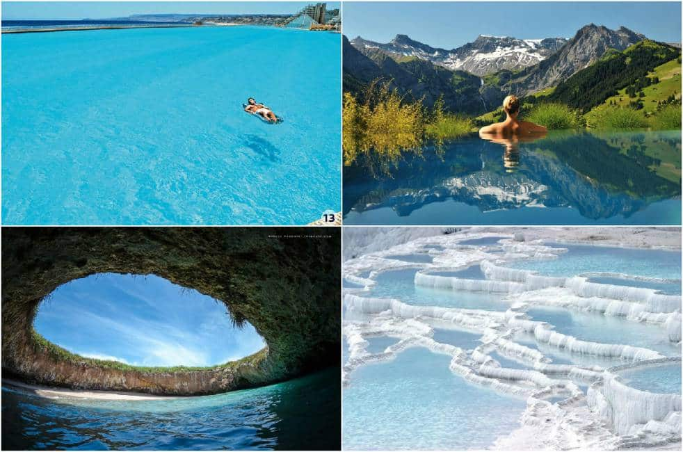 I 30 posti pi belli dove fare il bagno quest 39 estate spiagge laghi e piscine media e tv - Laghi dove fare il bagno veneto ...