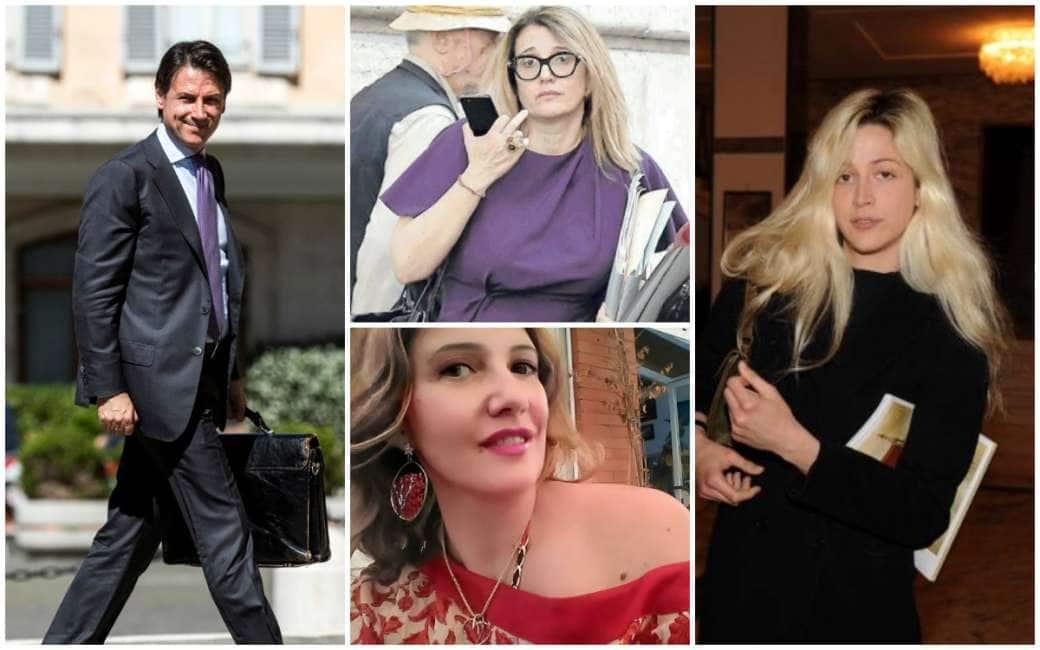 Giuseppe Conte Chi E Lex Moglie Le Foto E Chi E Pare Lattuale Compagna Olivia Paladino Politica