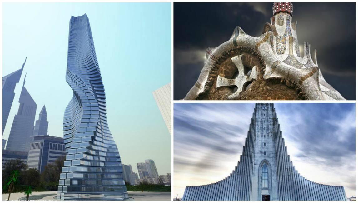 Le pi pazze e innovative costruzioni del mondo dall for Case pazze