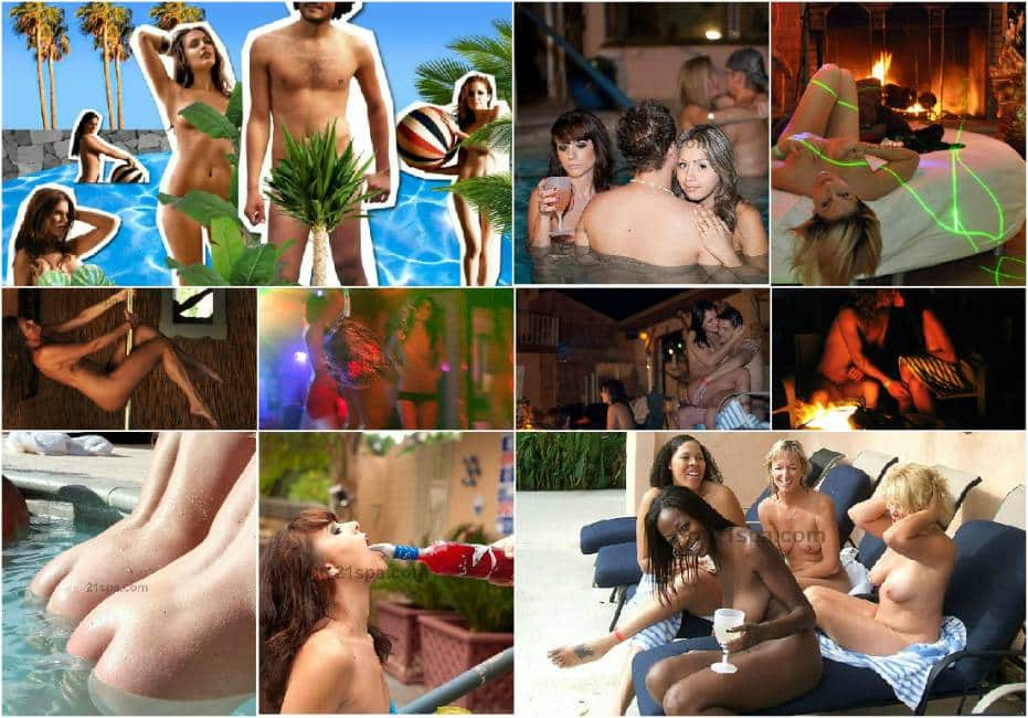 Remember california resort swinger