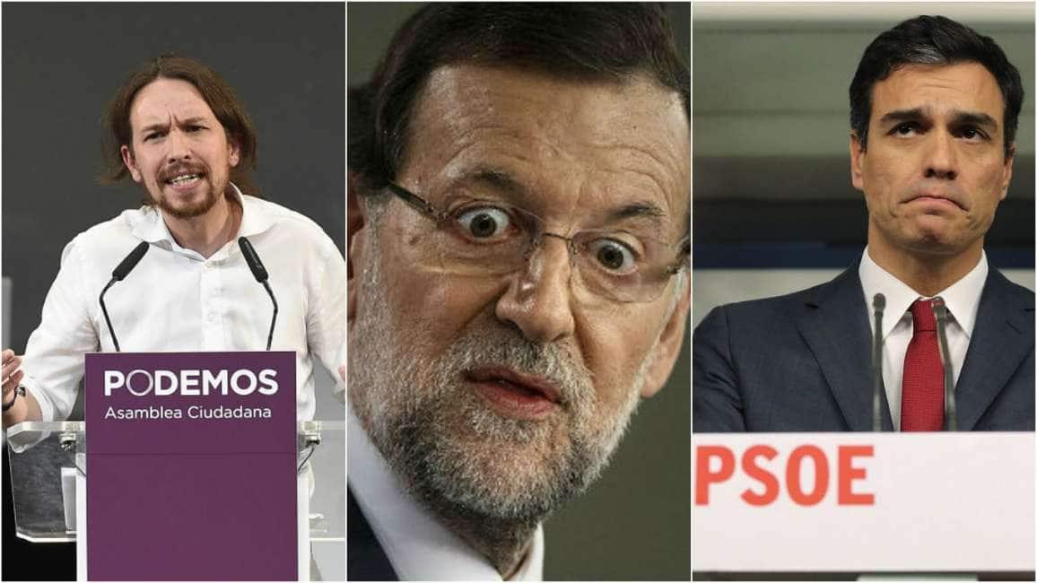 Rajoy tu resistere non puoi il premier uscente ha poche for Voto alla camera oggi