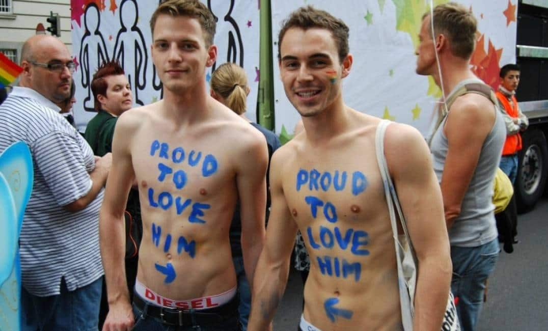 Gay e politica