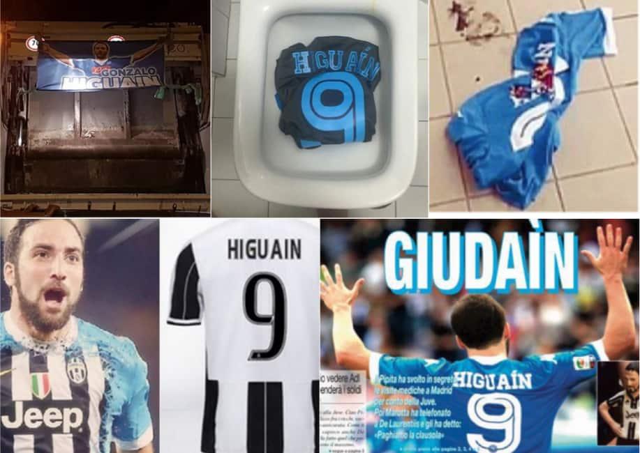 Seconda Maglia Juventus Higuaín
