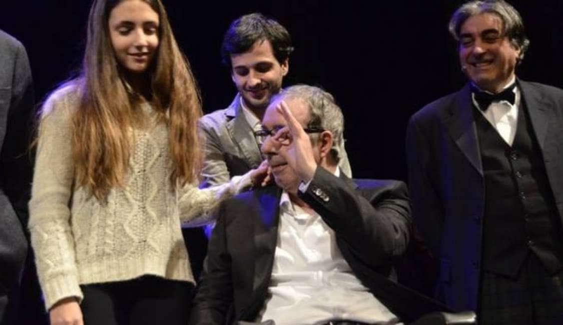 Ginevra Nuti parla del padre Francesco: «Mi prendo cura di