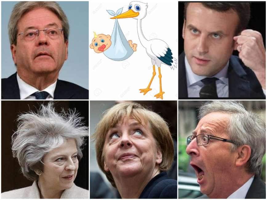 i principali leader ue non hanno figli e dagli usa si chiedono: 'capiscono la crisi demografica?'